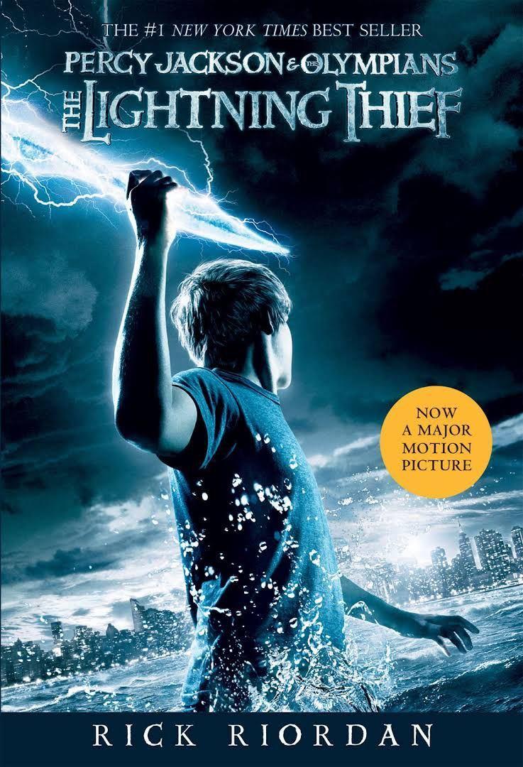 Percy Jackson Olympians: The Lightning Thief