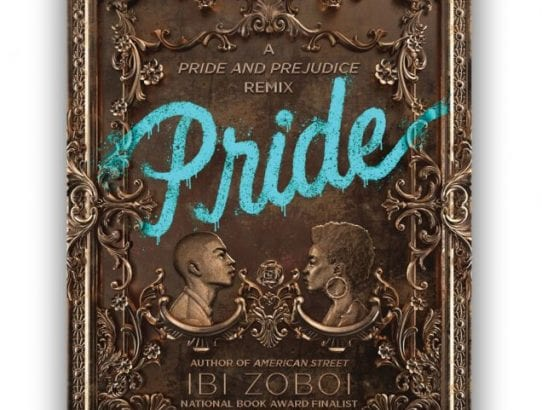 Currently Reading: Pride by Ibi Zoboi